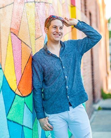 Meet Austin Iuliano Public Speaker